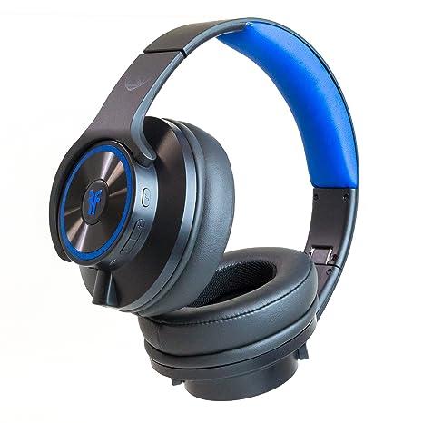 Bluetooth inalámbrico Auriculares Que se transforman en Altavoces Auriculares