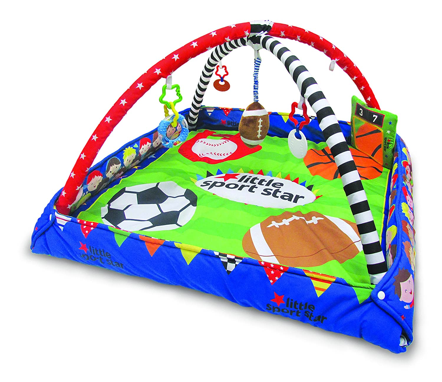 Little Sport Star All Sports Play Gym