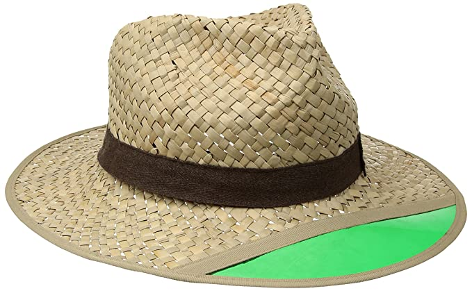 Amazon.com  Brixton Men s Hunter Fedora c4f717fd4b5