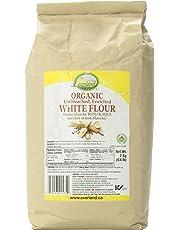 Everland Unbleached White Flour, 2Kg
