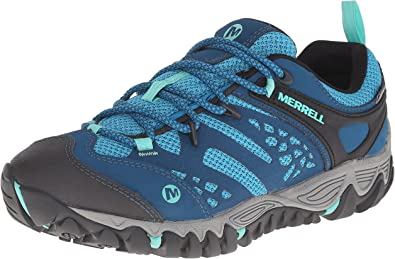 Merrell Womens All Out All Out Blaze Vent Gore-tex Low Rise Hiking Shoes