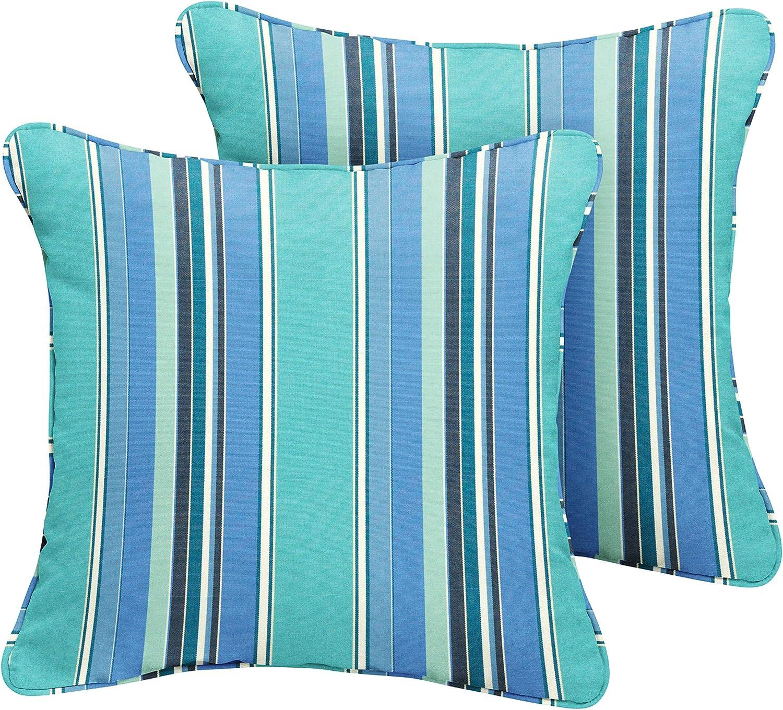 Indian/South Asian Home Dcor Pillows Sunbrella DOLCE OASIS indoor ...