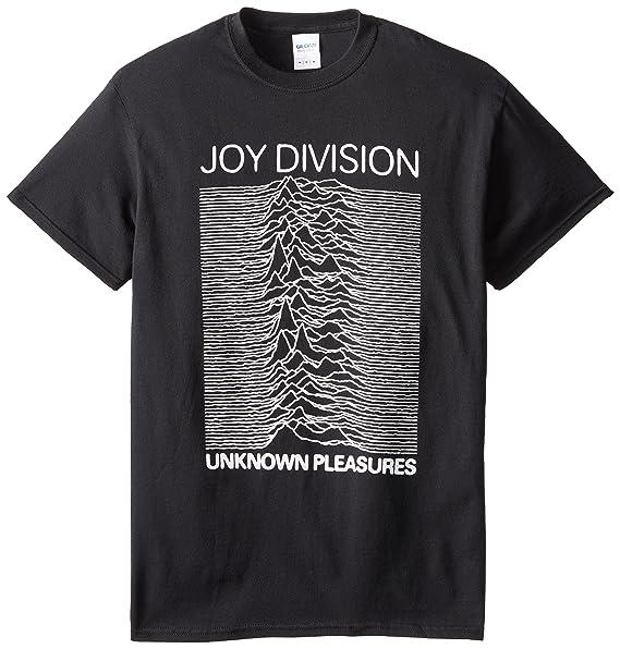 Amazon.com: Impact Men's Joy Division Unknown Pleasures T-Shirt: Music Fan T  Shirts: Clothing