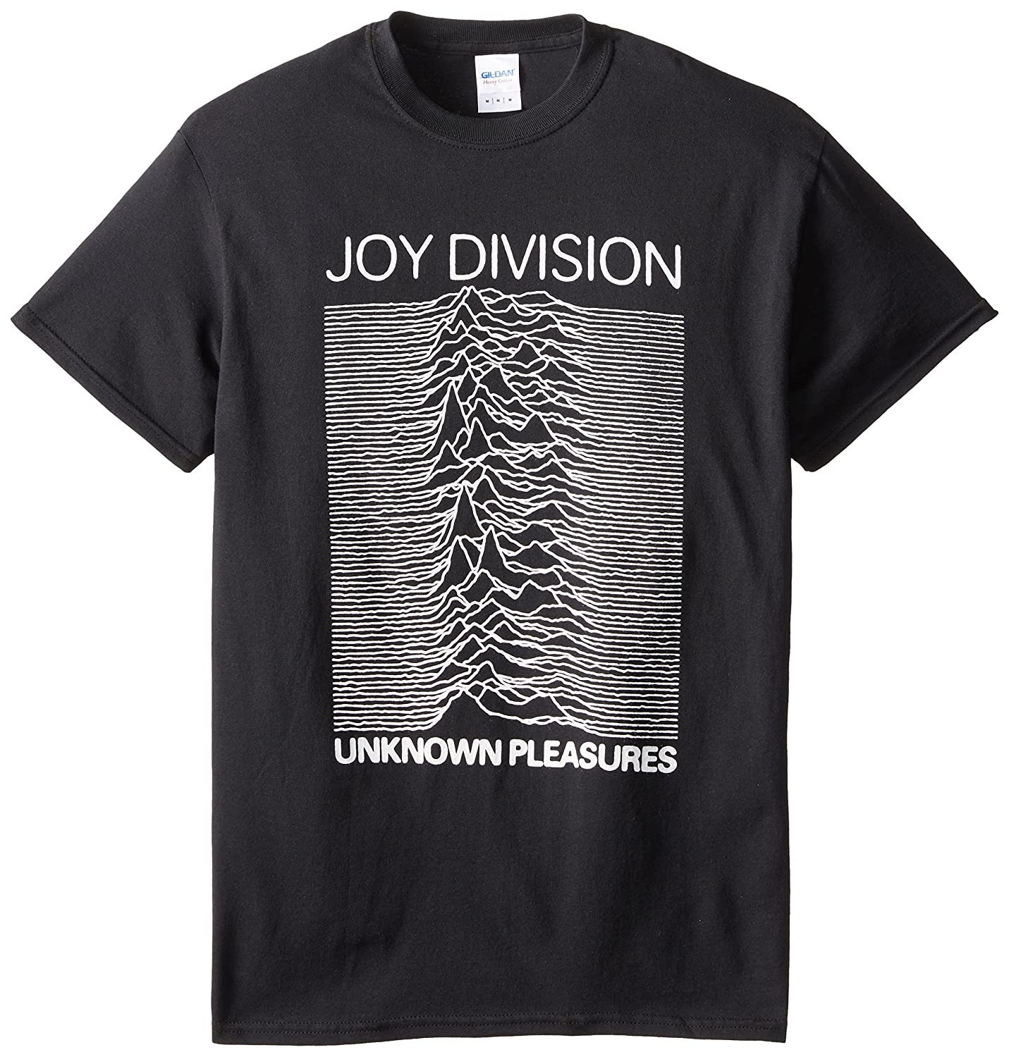 joy division unknown pleasures fitted t shirt one. Black Bedroom Furniture Sets. Home Design Ideas