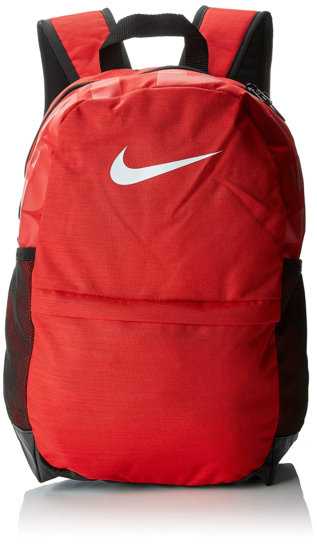 Nike Brasilia Training Backpack Kids (One Size, University  Red Black White)  Nike  Amazon.in  Bags, Wallets   Luggage a965f02747