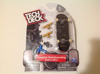 Amazon com: Tech Deck PRIMITIVE Series 7 #20089459: Home & Kitchen