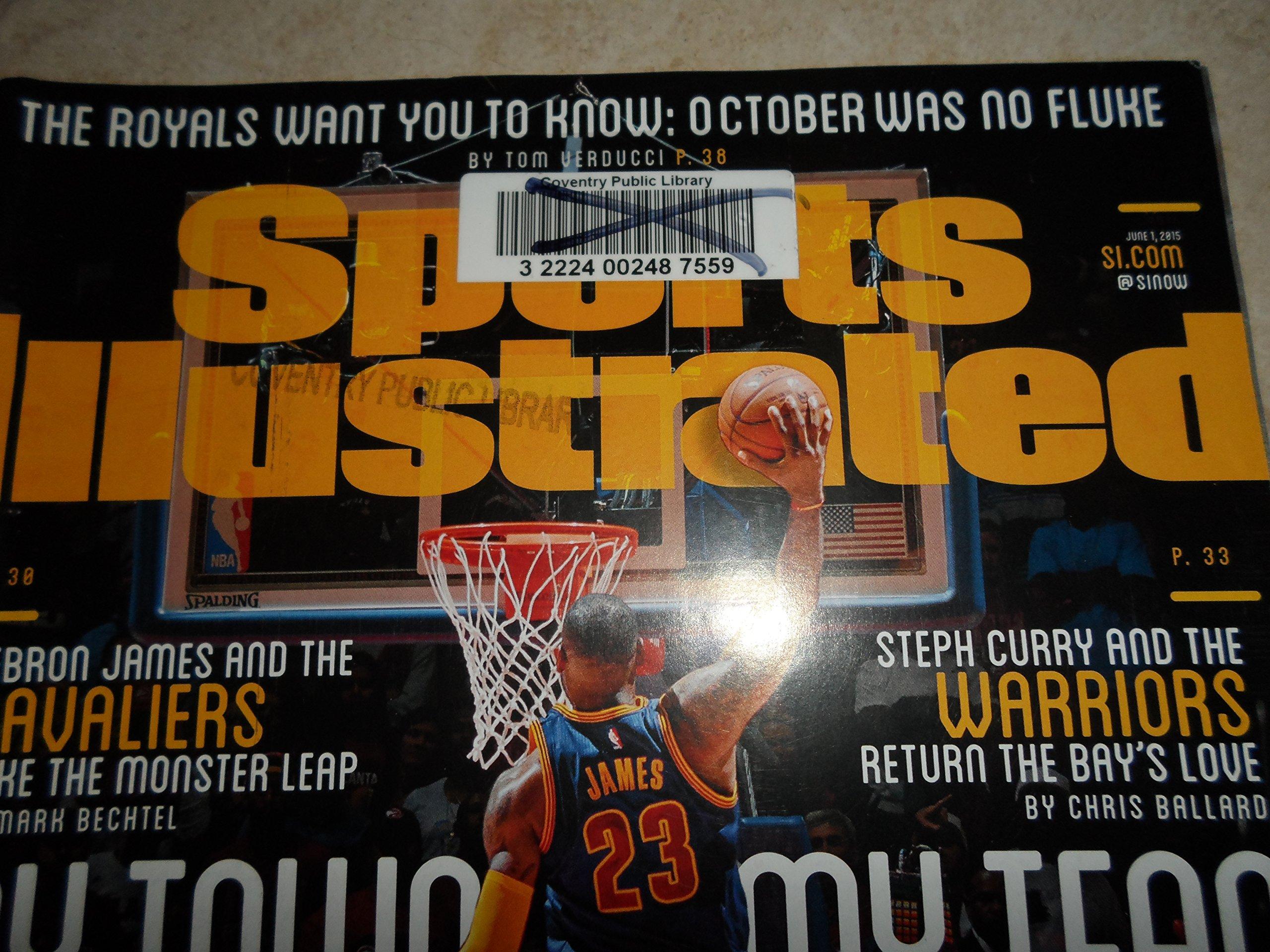Download Sports Illustrated June 1, 2015 My Town My Team pdf epub