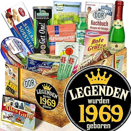 Legenden 1969 Spezialitätengeschenk Ddr Geschenke 50 Geburtstag Frau
