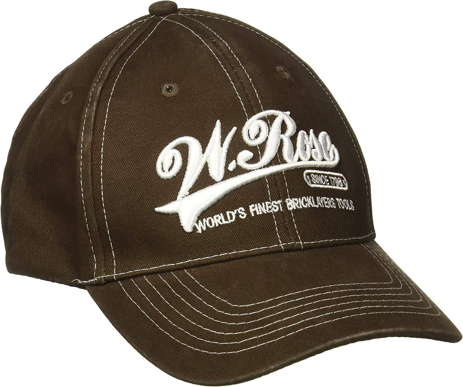 Kraft Tool KTCCAP-ROSE W.Rose Ball Cap - Brown: Home Improvement
