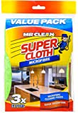 Mr Clean Microfibre Super Cloth, 3ct (packaging may vary)