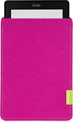 Wildtech Sleeve Für Kindle Paperwhite 17 Farben Handmade In Germany Pink Kindle Shop