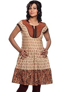 X-Small Karma Print HANRO Womens Lara Long Sleeve Shirt 76173