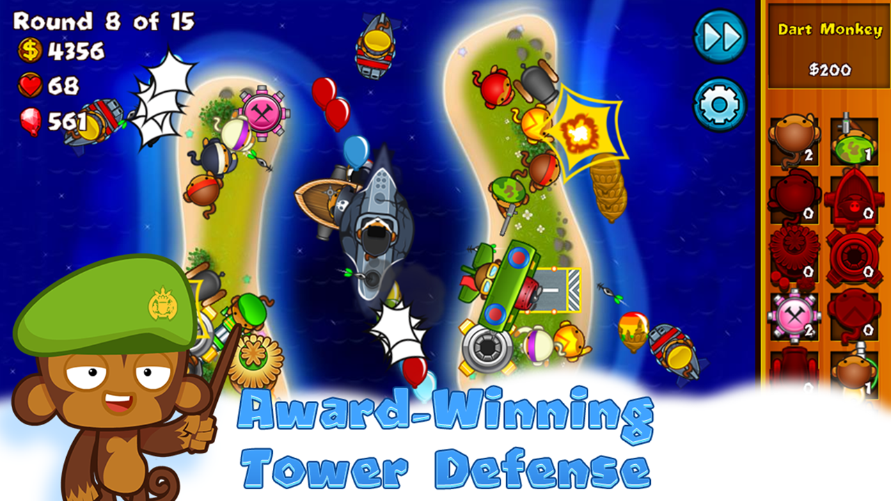 Bloons Monkey City: Amazon.es: Appstore para Android