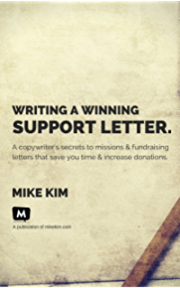 writing a winning support letter a copywriters secrets to missions and fundraising letters that save