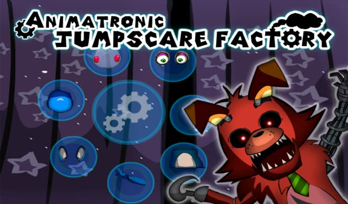 Animatronic Jumpscare Factory A Custom Character Creator Amazon