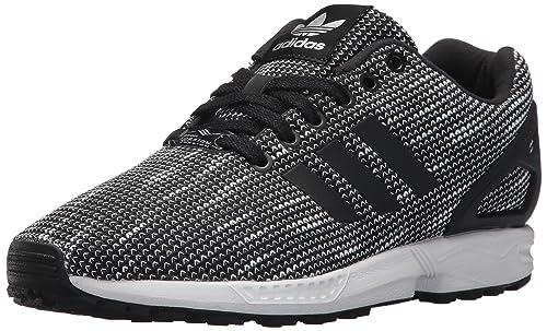 Chaussures Adidas Zx Flux I - Noir, Noir (noir), 20