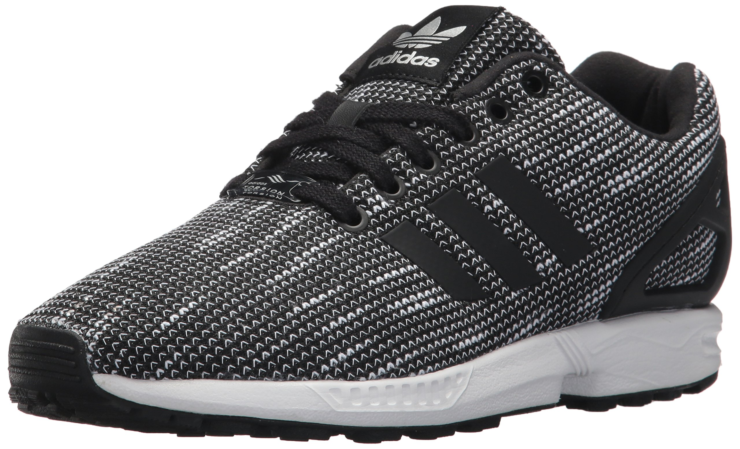 b25bfa520 Adidas Originals Zx Flux Black Top Deals   Lowest Price ...