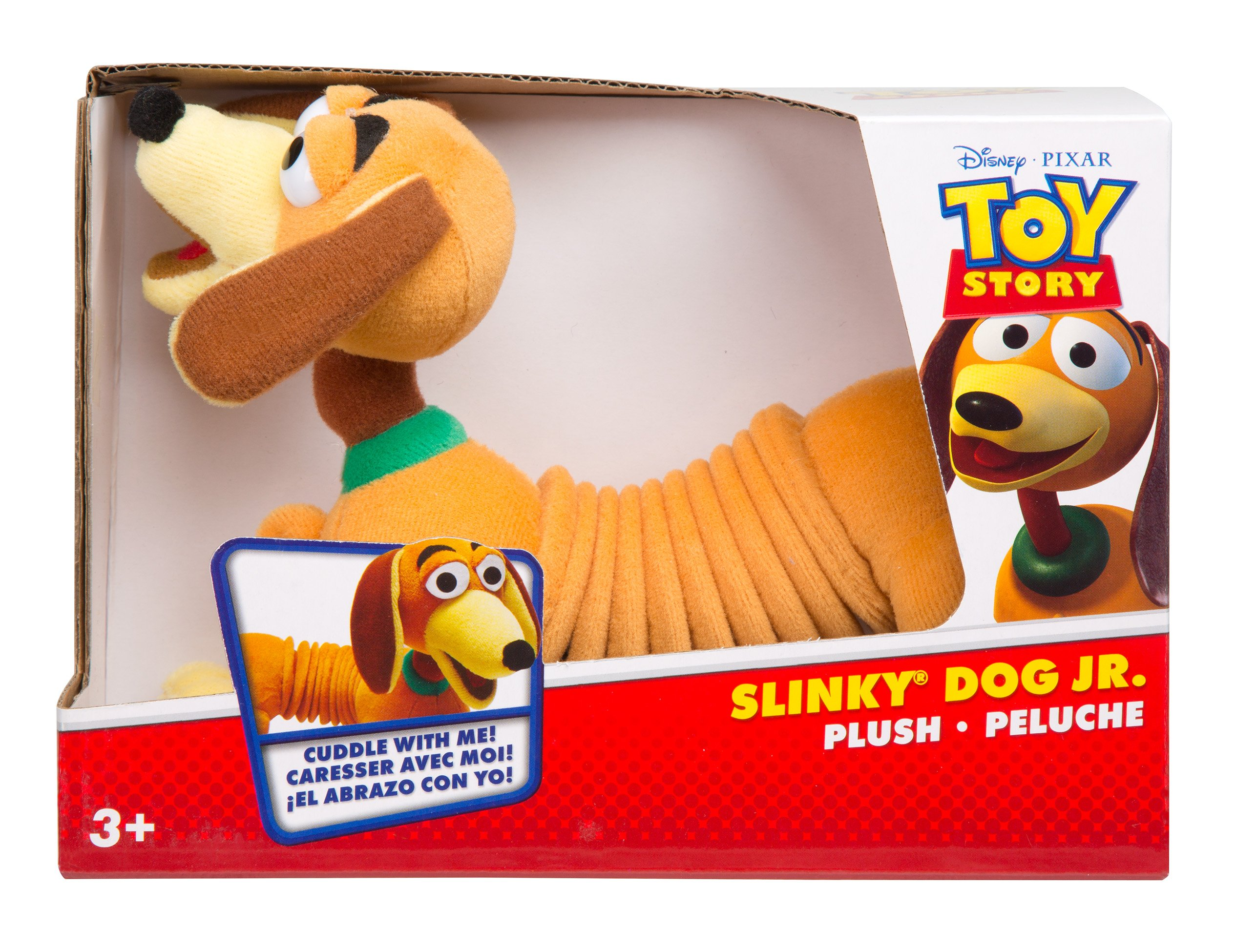 Disney Pixar Toy Story Slinky Dog Jr Plush by Slinky (Image #1)