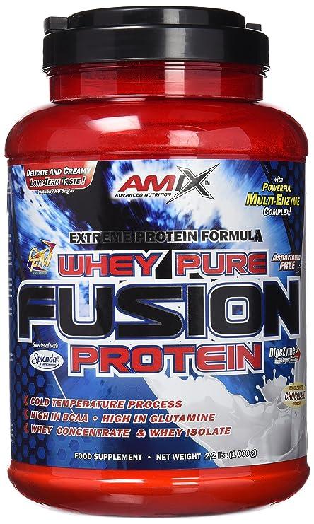Amix Whey Pure Fusion Proteínas - 1000 gr_8594159538795