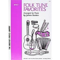 Folk Tune Favorites Level 1