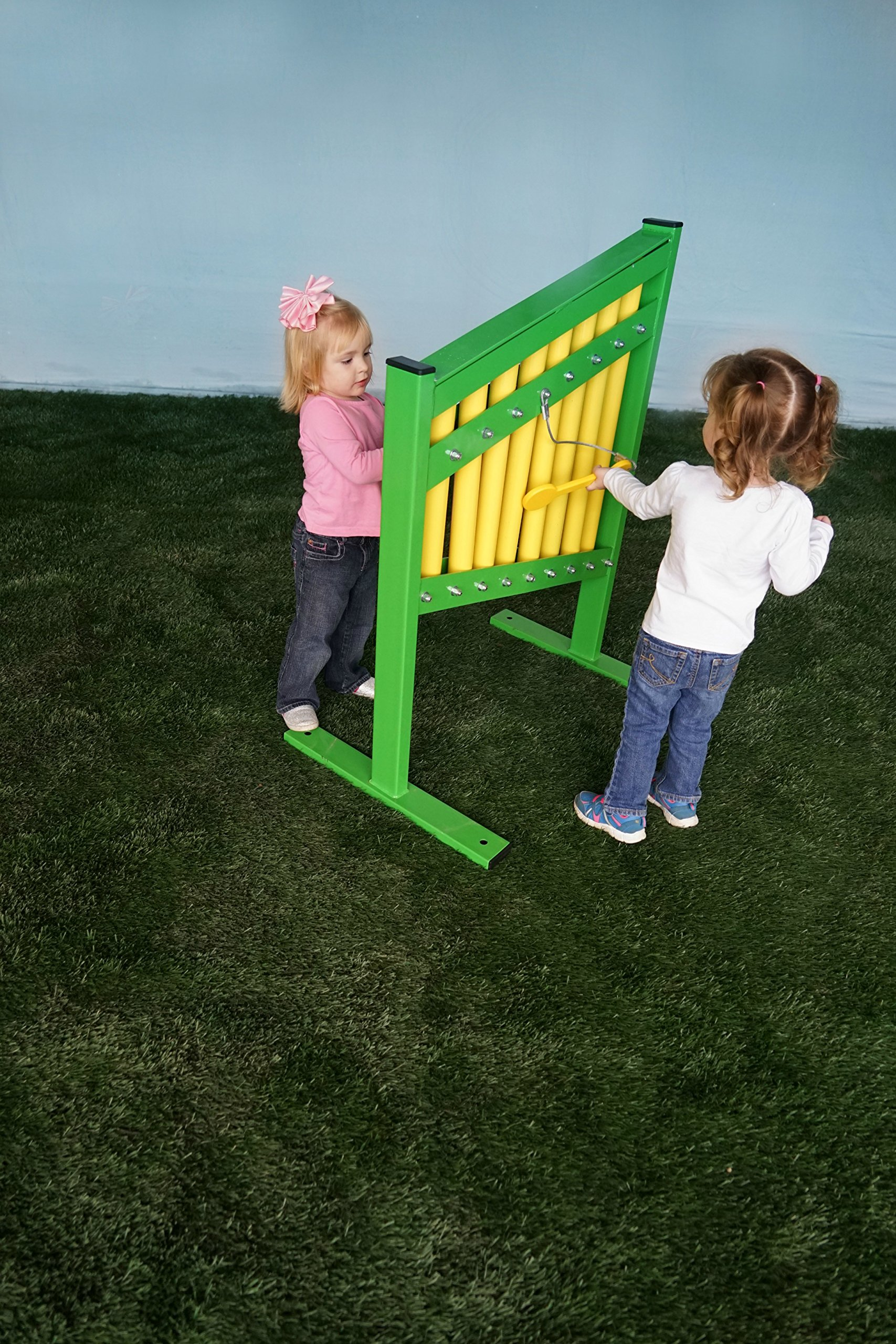 Musical Chime for Children's Playground Fun Perfect for daycares, Development Centers, Churches and Parks