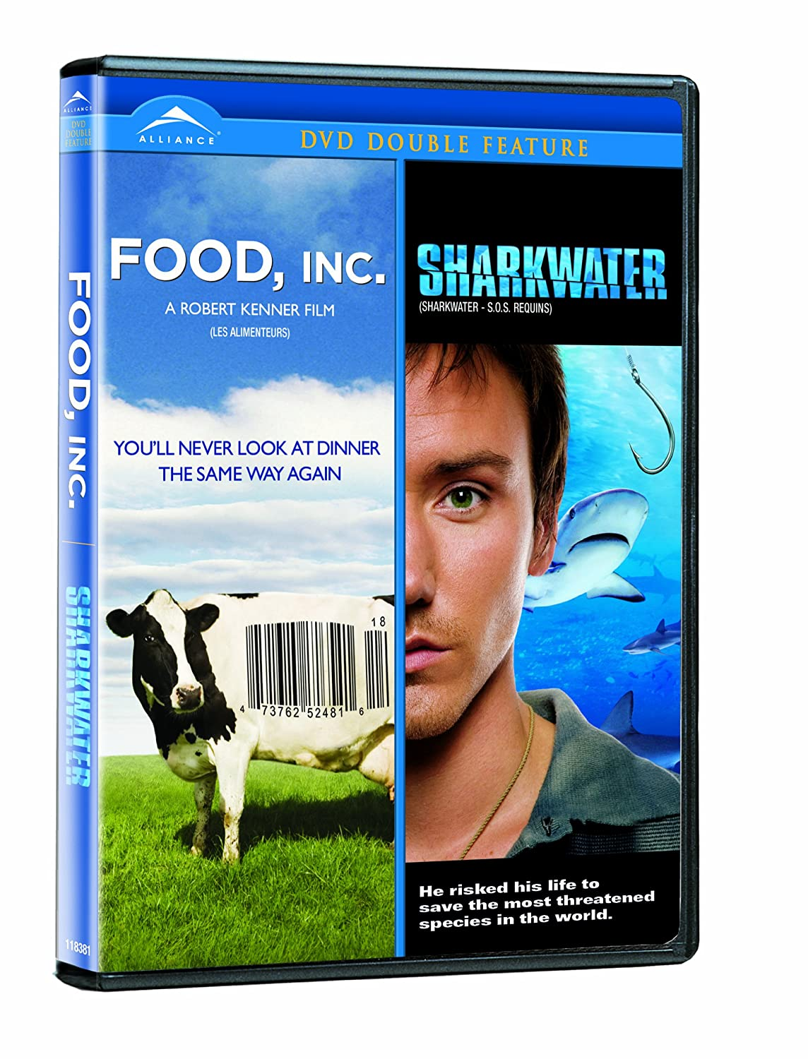 Food, Inc. / Sharkwater