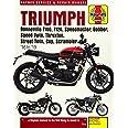 Triumph Bonneville T100, T120, Speedmaster, Bobber, Speed Twin, Thruxton, Street Twin, Cup & Scrambler 900 & 1200, '16-'19: C