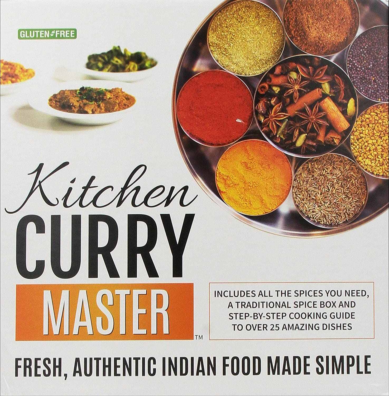 Amazon kitchen curry master set authentic indian food made amazon kitchen curry master set authentic indian food made simple grocery gourmet food forumfinder Images