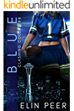 BLUE (Clashing Colors Book 4)