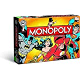 Winning Moves WIN44109 - Brettspiele, Monopoly, DC Comics Originals