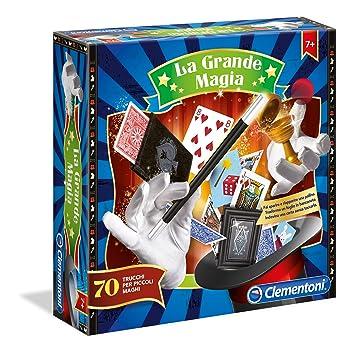Clementoni 11130 Magic Estuche de Juego Juego de rol - Juegos de rol (Magic, Estuche de Juego, 7 año(s), Niño, Niño/niña