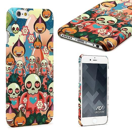 4 opinioni per Custodia iPhone 6 / 6s , URCOVER Design Back Cover Premium Disegno Artistico |