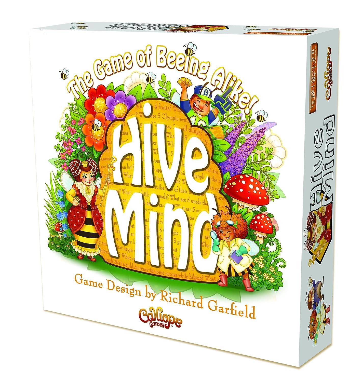 Calliope Hive Mind Board Game