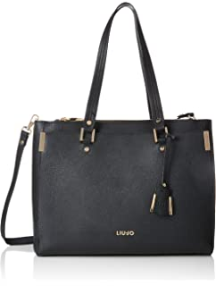 LIU JO HAWAII TOTE M N18145E0502-24306 GLASS  Amazon.it  Scarpe e borse a7e5a449fd8