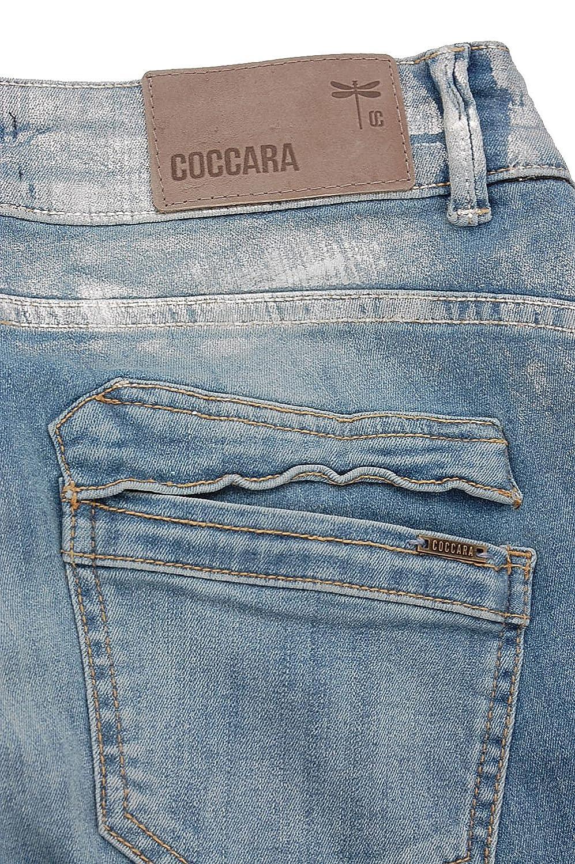 Coccara Jeans - Femme  Amazon.fr  Vêtements et accessoires e24d3276825e