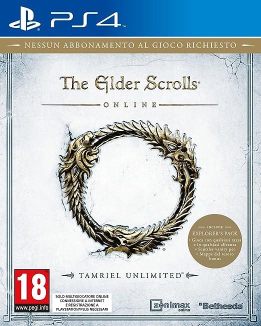 Amazon.com: Publisher Minori SW PS4 1004111 el E. Scrolls ...