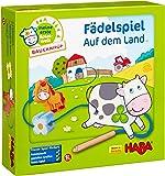 Haba 5580 - Il mio primo gioco: gioco di fili nella fattoria