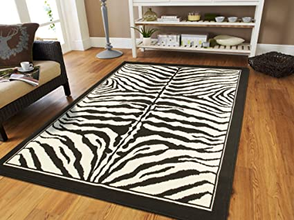 Pleasing Large Area Rugs For Living Room 8X10 Zebra Animal Print Rugs For Dining Room Clearance Under 100 Download Free Architecture Designs Aeocymadebymaigaardcom