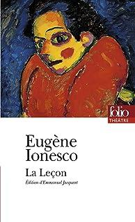 La Leçon (Folio Théâtre)