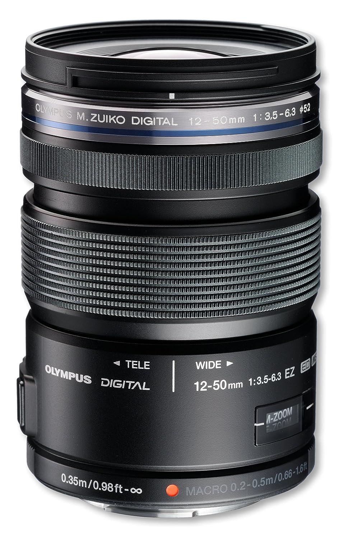 Olympus EZ M Objetivo para Micro Cuatro Tercios distancia focal mm apertura