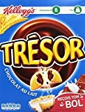 Kellogg's Céréales Trésor Choco au Lait 400 g