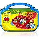 Crayola - 04-2704-E-000 - Kit de Loisir Créatif - Atelier Portable Tout-en-Un - Coloris aléatoire