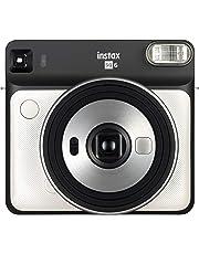 Fujifilm Instax SQ 6 EX D Sofortbildkamera (0,4 multiplier), Pearl Weiß