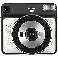 Fujifilm Instax Square SQ6 Fotocamera Istantanea per Foto Formato Quadrato 62 x 62 mm, Pearl White
