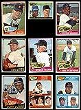 1965 Topps Baseball Near Complete Set
