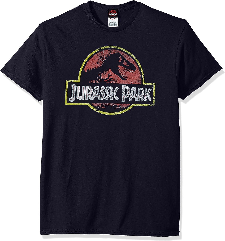Jurassic Park Logo Men's T-Shirt