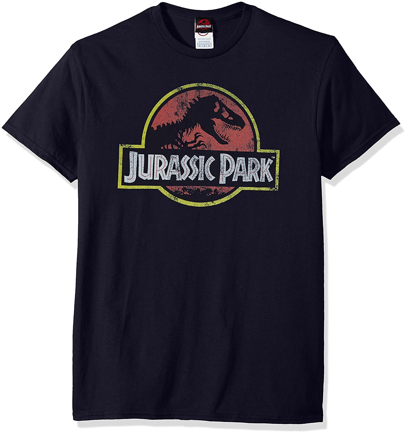 64b43c7c Jurassic Park Men's T-Shirt: Amazon.ca: Clothing & Accessories