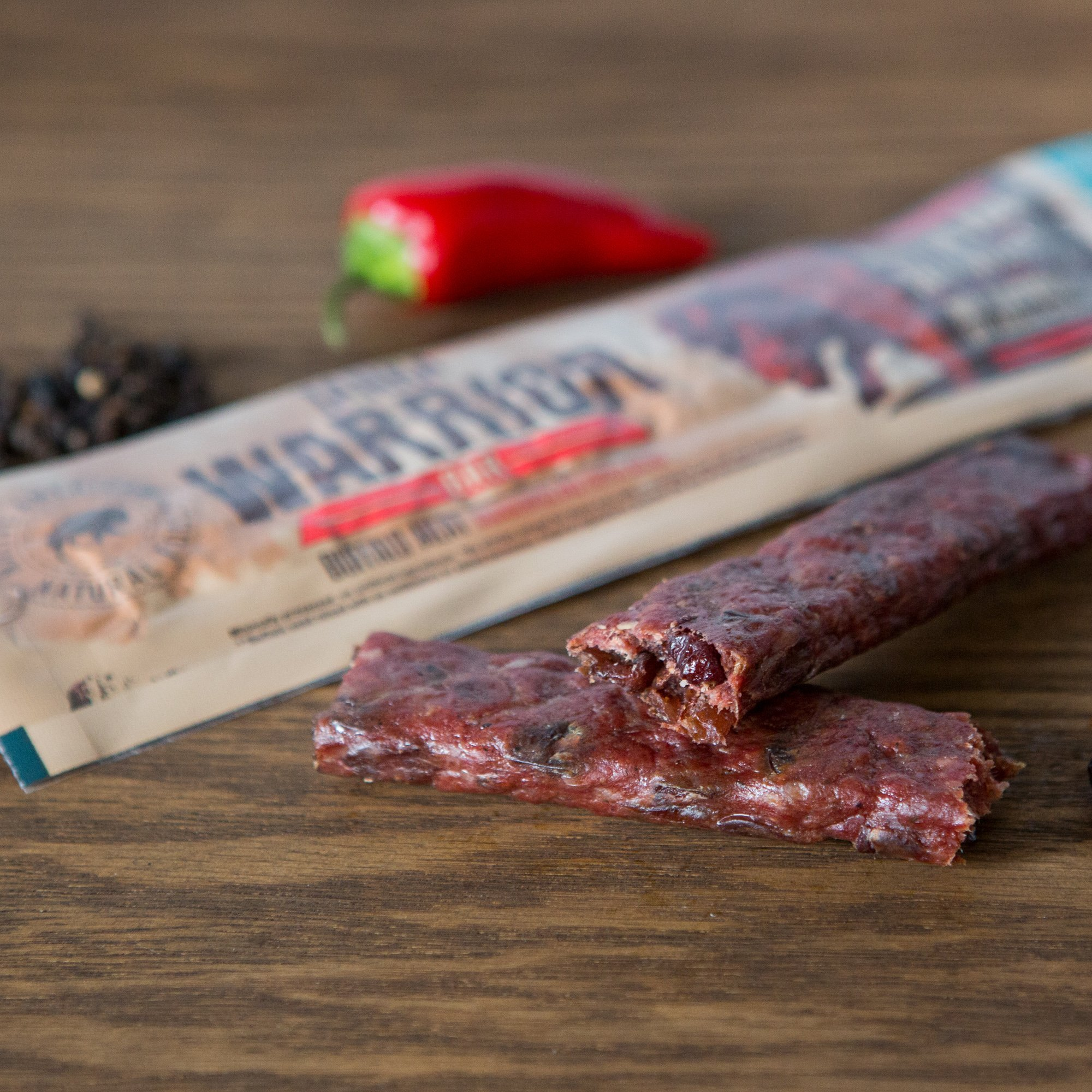 Bison Pemmican Meat Bar with Buffalo and Cranberries by Tanka, Gluten Free, Beef Jerky Alternative, Slow Smoked Original, 2 Ounce Bar, Pack of 12 by Tanka (Image #9)