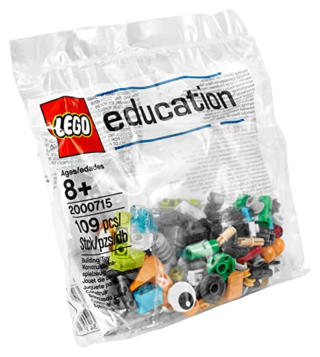 Amazon.com: Lego Education WeDo 2.0 Replacement Pack: Toys & Games