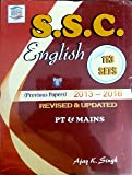 SSC English Previous Papers 2013 to 2016 Revised & Updated PT & Mains 2017